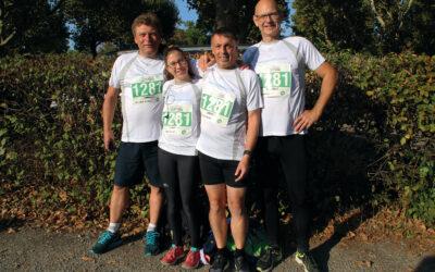 synMedico-Staffel absolviert den Kassel-Marathon